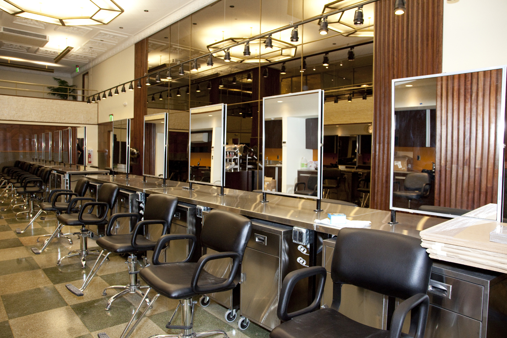 douglas J salon
