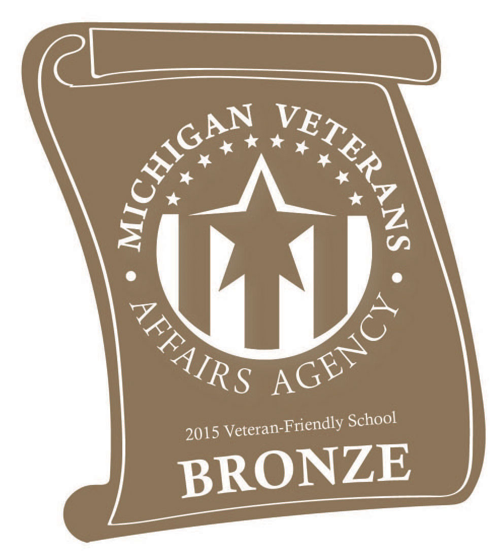 Graphic of Michigan Veterans Affairs Agency