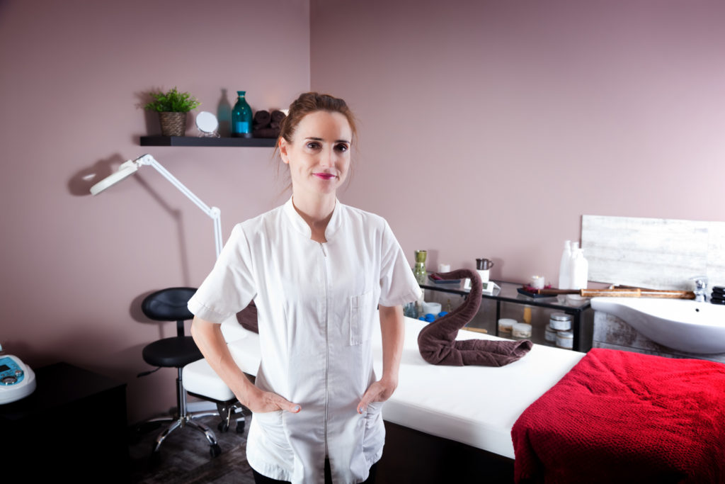 esthetics and massage therapy
