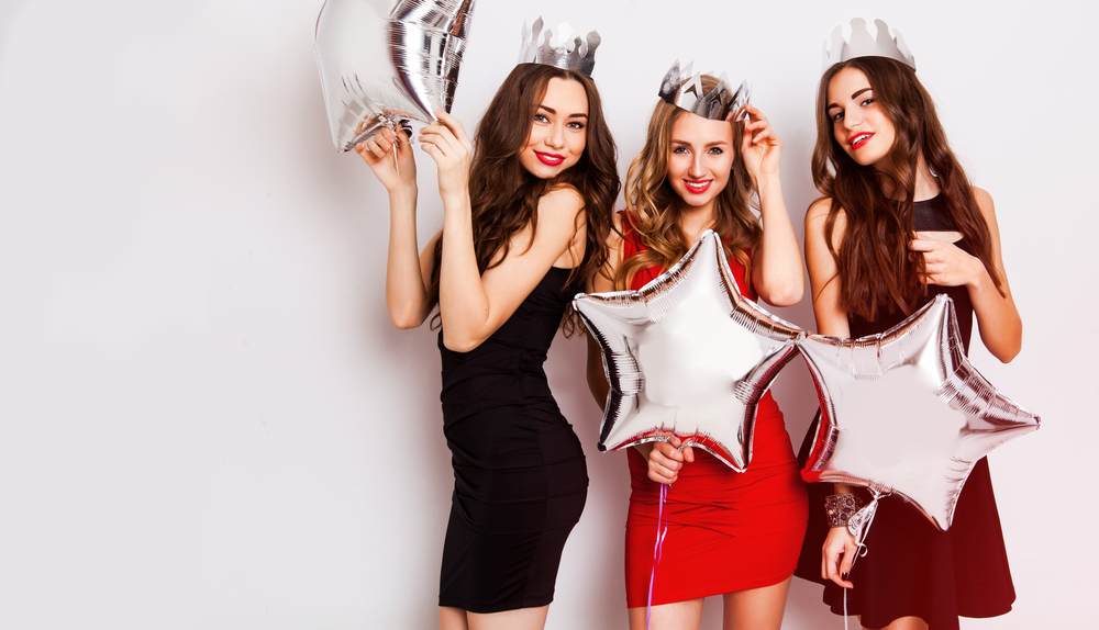 3 girls celebrate 50 years