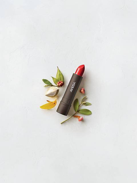tube of Aveda Feed My Lips lipstick