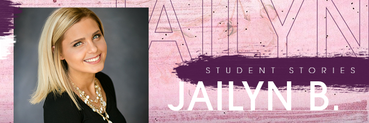 student story graphic of Jailyn